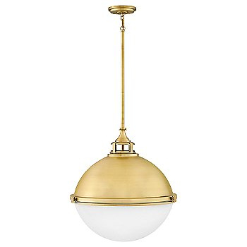 Satin Brass finish / Large size