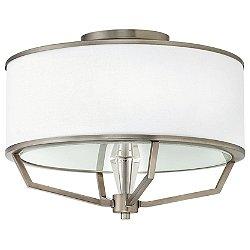 Larchmere Semi Flush Mount Ceiling Light
