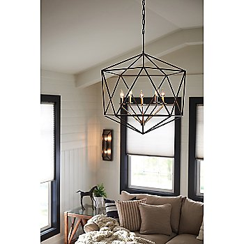 Astrid Chandelier / in use