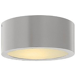 Luna Outdoor Flush Mount Ceiling Light