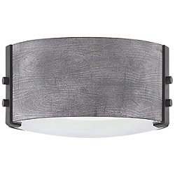 Sawyer Outdoor Flush Mount Ceiling Light