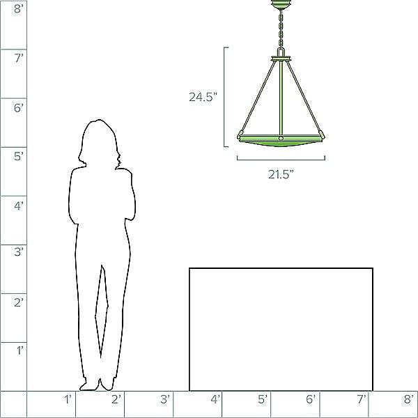 Collier Pendant Light