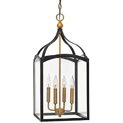 Clarendon 3415 Single Tier Chandelier