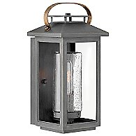 BEGA BOOM Collection Bronze LED Outdoor Wall Light - 31159