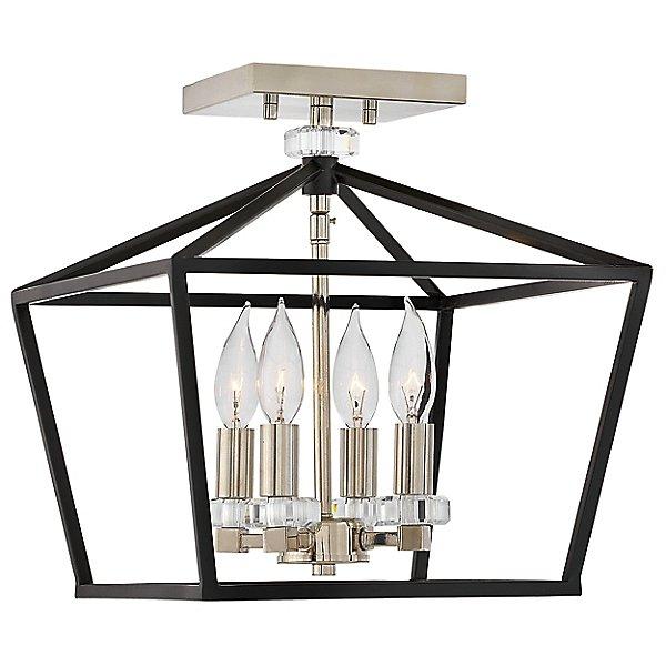 Stinson Semi-Flush Mount Ceiling Light