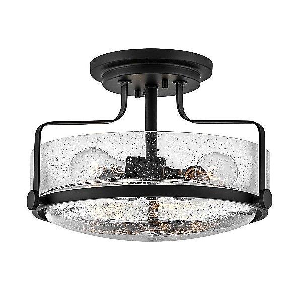 Foyer Harper Semi-Flush Mount Ceiling Light