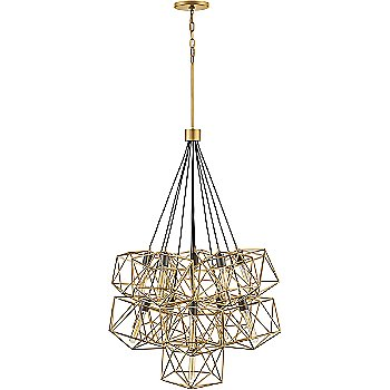 Shown in Deluxe Gold finish