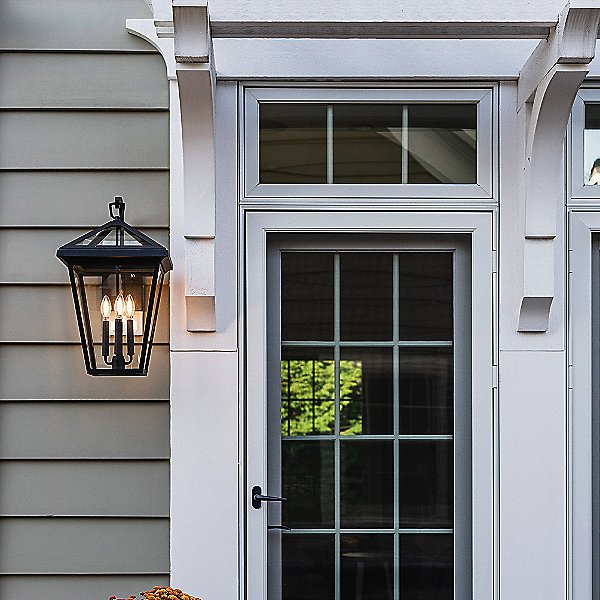 Alford Place Outdoor Wall Mount