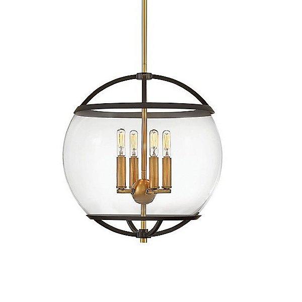 Calvin Medium Orb Pendant Light