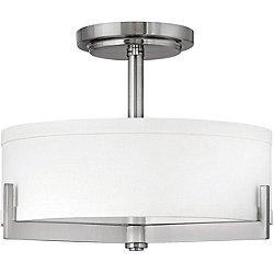 Hayes Medium Semi-Flush Mount Ceiling Light