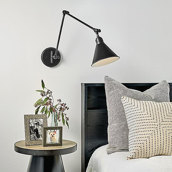 Arti Two Arm Wall Sconce