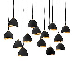 Nula Multi-Light Pendant Light