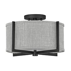 Axis Semi-Flush Mount Ceiling Light