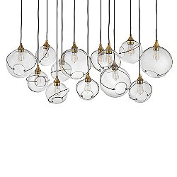Skye Linear Suspension Light