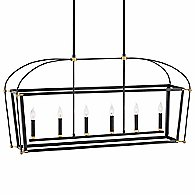 Selby Linear Suspension by Hinkley - OPEN BOX RETURN
