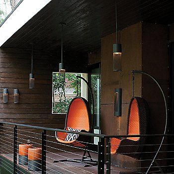 Aria Outdoor Pendant Light collection