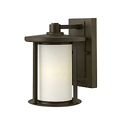 Hudson LED Outdoor Wall Light