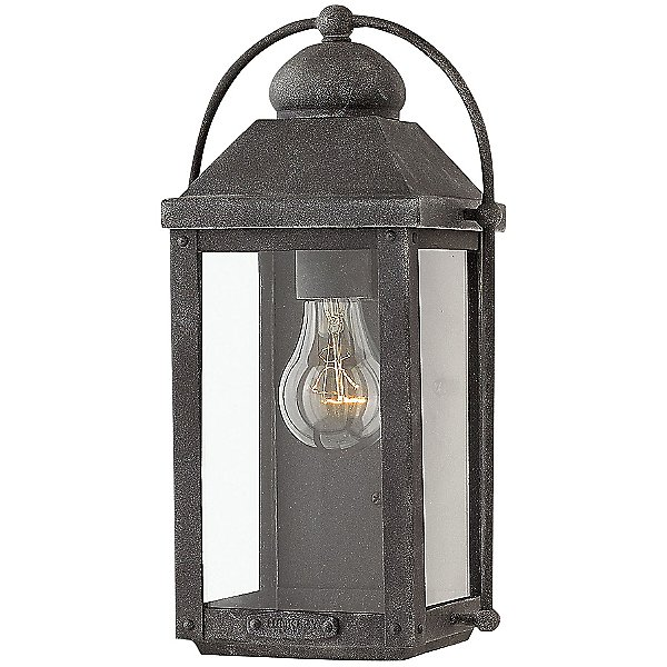Anchorage Outdoor Small Wall Light
