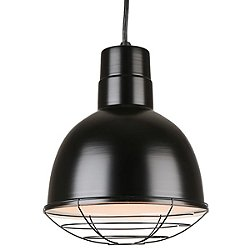 Deep Bowl Pendant Light