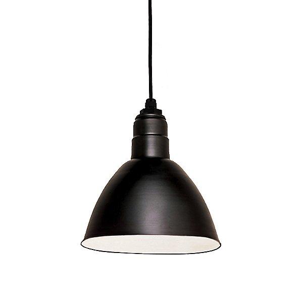 Deep Bowl Warehouse Pendant Light