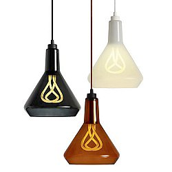 Drop Top Pendant Light
