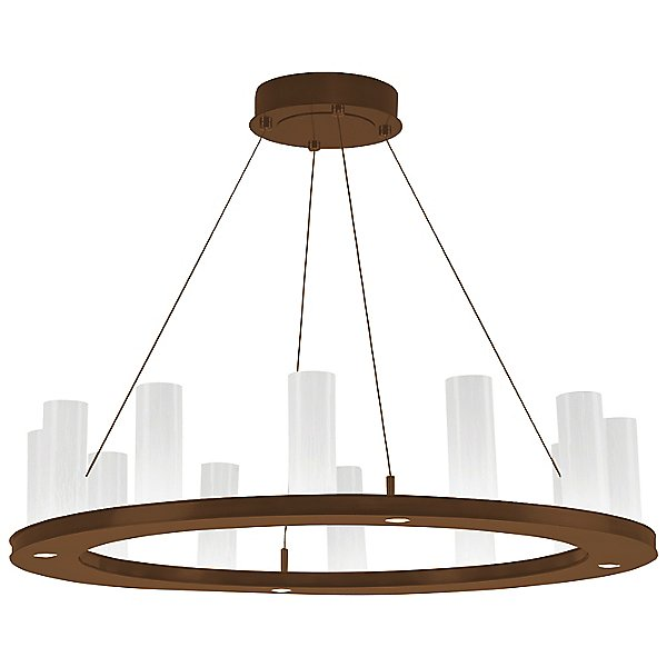 Carlyle Corona LED Ring Chandelier