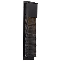 Tweed Outdoor Tall Wall Sconce