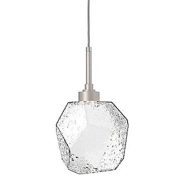 Clear / Metallic Beige Silver finish