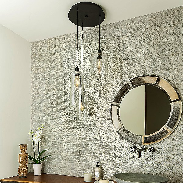 Apothecary Round Chandelier