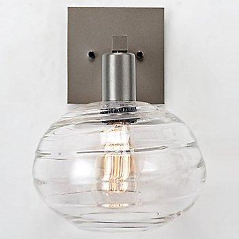 Shown in Optic Clear shade, Metallic Beige Silver finish