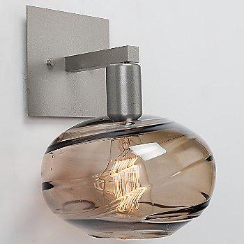 Shown in Optic Bronze shade, Metallic Beige Silver finish
