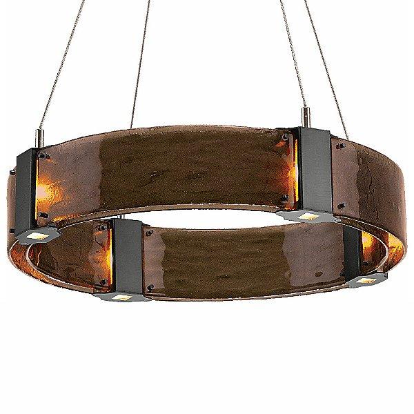Parallel Ring LED Chandelier