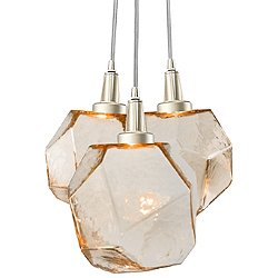 Gem Cluster LED Pendant Light