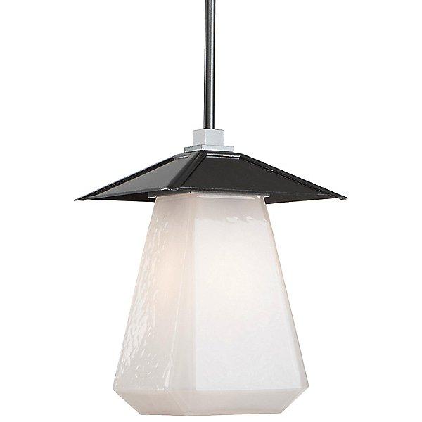 Beacon Outdoor Pendant Light with Cap
