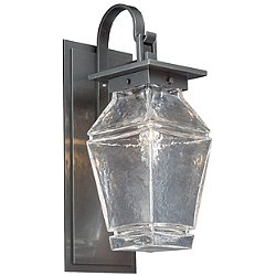 Signal Outdoor Wall Light with Shepherds Hook
