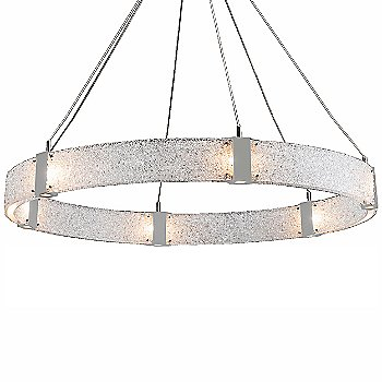 Clear Rimelight glass / Metallic Beige Silver finish