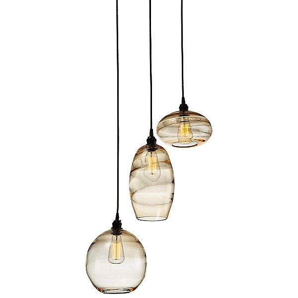Misto Round Multi Light Pendant Light