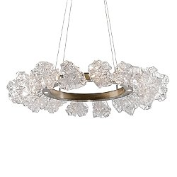 Blossom LED Ring Chandelier