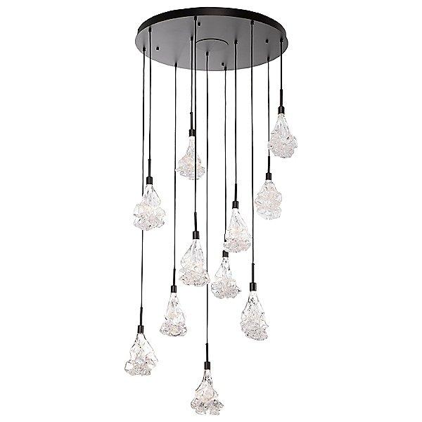 Blossom Round LED Multi Light Pendant Light