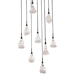 Blossom Square LED Multi-Light Pendant