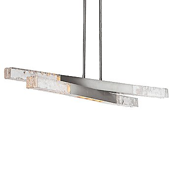 Metallic Beige Silver finish / 50 Inch size
