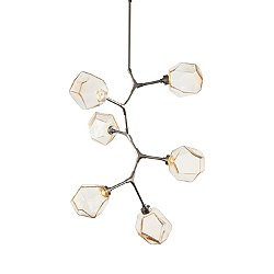 Gem Modern Vine LED Chandelier