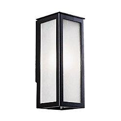 Outdoor Single Box Wall Light