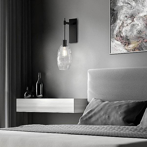 Ellisse Tempo Wall Sconce