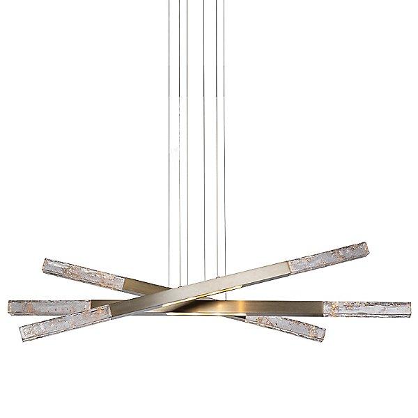 Axis Moda Triple LED Linear Suspension Light