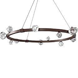 Stella LED Ring Chandelier