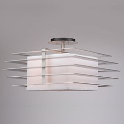 Skyline Semi Flush Mount Ceiling Light