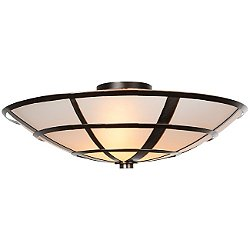 Carlyle Semi Flush Mount Ceiling Light