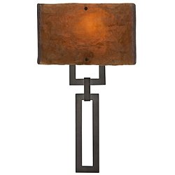 Carlyle Quattro Glass Wall Sconce