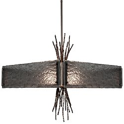 Ironwood Square Chandelier